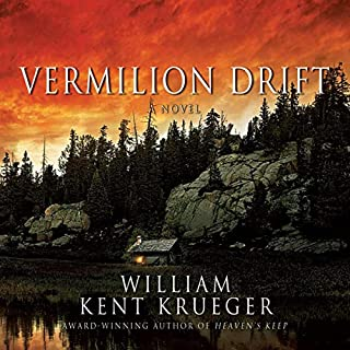 Vermilion Drift     A Cork O'Connor Mystery              By:                                                                                                                                 William Kent Krueger                               Narrated by:                                                                                                                                 Buck Schirner                      Length: 10 hrs and 39 mins     565 ratings     Overall 4.4