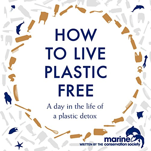 How to Live Plastic Free audiobook cover art