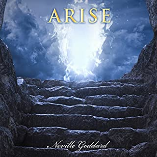 Arise audiobook cover art