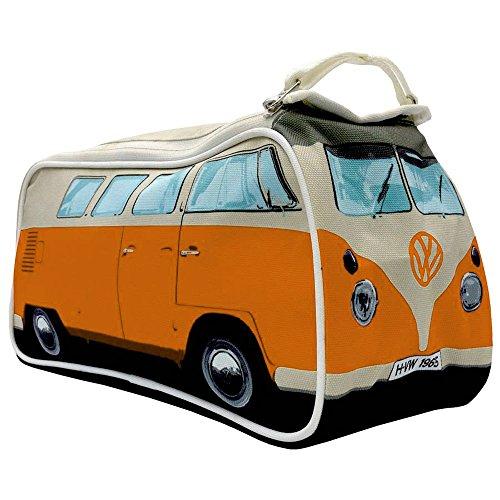 VW Bus T1 toilettas Bulli wastas kleur oranje