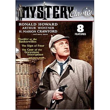 Mystery Classics V.8: Sherlock Holmes