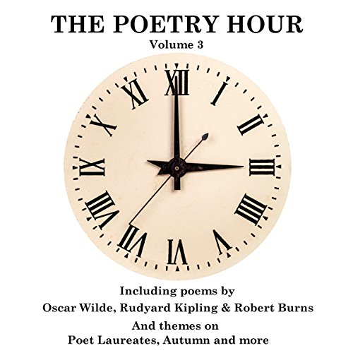 Page de couverture de The Poetry Hour, Volume 3