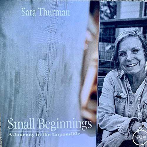 Small Beginnings: A Journey to the Impossible audiobook cover art