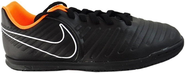 Nike Unisex Adults' Jr Legendx 7 Club Ic Fitness shoes, Multicolour (Black Total orange B 080), 5.5 UK
