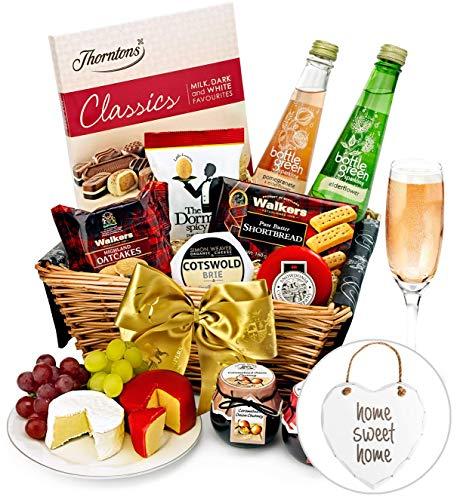 Housewarming Trafalgar Hamper with Alcohol-Free Pressé
