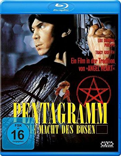 Pentagramm - Die Macht des Bösen - Uncut [Blu-ray]