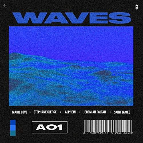AO1 feat. Marie Love, Stephane Clerge, Alphein, Jeremiah Paltan & Saint James