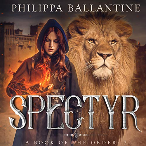 Spectyr (A Book of the Order) audiobook cover art