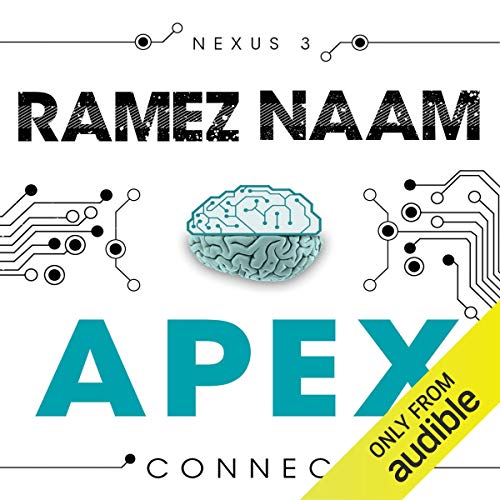 Apex audiobook cover art