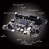 MCLseller Computer Motherboard für Intel P67 Sockel LGA 1155 Motherboard