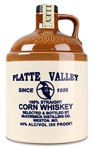 Platte Valley Corn Whiskey, 700 ml