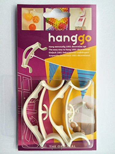 Hanggo ophangsysteem slingers wimpel-kettingen vlaggetjes vlaggetjes