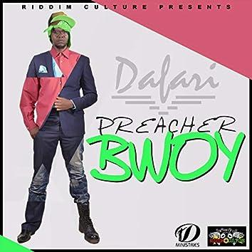 Preacher Bwoy
