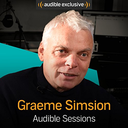 Graeme Simsion audiobook cover art