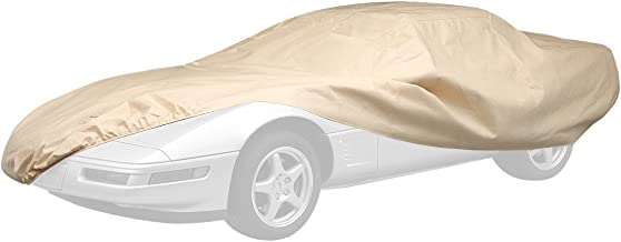 Covercraft C78006RB Ready-Fit Deluxe 380 Series Long Car Cover, Tan