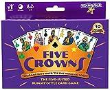SET Enterprises Five Crowns Card Game Limited Edition