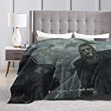 MiaysGy Skyrim Pillow Hey You You're Finally Awake Ultra-Soft Micro Fleece Blanket 50'' x40