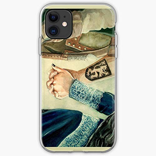Lravieyew iPhone 11 12 PRO Max XR 6/7/8 SE 2020,Hands Mills Hood Robin Regina Queen Once Upon A Time Holding Evil Outlaw AntiGraffio Cover