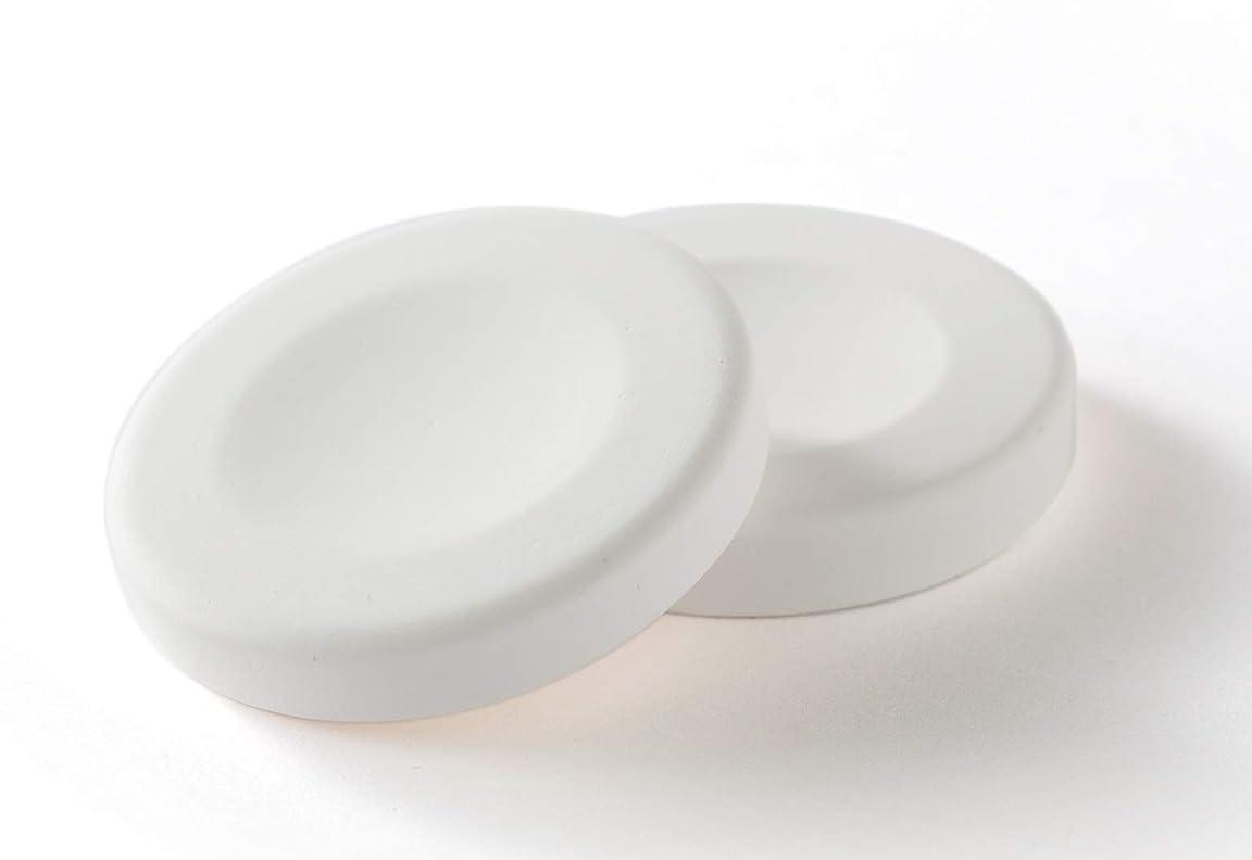 甘美な本質的ではない平衡aroma stone diffuser [mini] シルバー缶