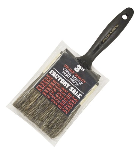 Wooster Brush Z1101-3 Paintbrush, 3 Inch