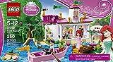 Disney Princess LEGO 250 PCS Ariel's Magical Kiss Brick Box Building Toys