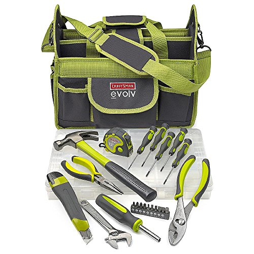Craftsman 24 pc. Homeowner Tool Set