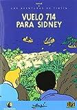Tintin Vol. 21 Vuelo 714 Para Sidney [DVD]