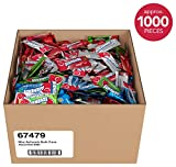 Airheads Candy Mini Bars, Halloween Bulk Box, Individually Wrapped, Assorted Flavors, Non Melting, Party, 25 Lb