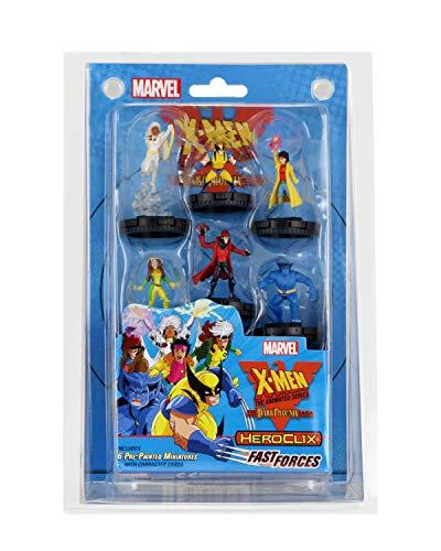 WizKids Marvel Heroclix: X-Men The Animated Series, The Dark Phoenix Saga Fast Forces