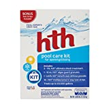 HTH 91001 Care Kit Opening and Closing Swimming Pool Cleaner