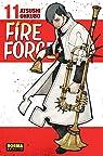 Fire Force 11 par Ohkubo