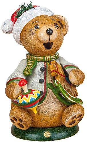 Räucherwichtel Wichtel - Teddys Schaukelpferd