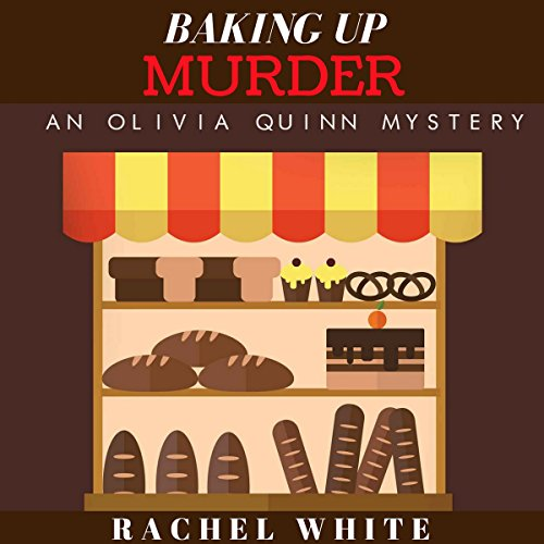 Baking Up Murder audiobook cover art