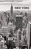 NEW YORK: JOURNAL DE VOYAGE | ÉDITION SPÉCIALE DE POCHE. CARNET D'HÔTELS, VOLS, LISTE DE BAGAGES, VÉHICULE DE LOCATION ET LIEUX À VISITER | ENREGISTREZ VOS MEILLEURS MOMENTS.
