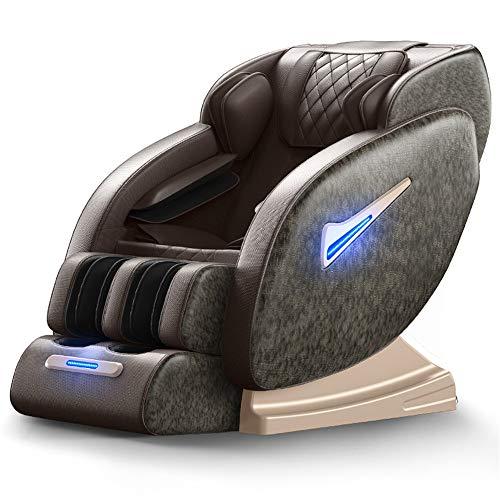 Xiaolizi Neue Heimat Schwerelosigkeit Massagesessel Ganzkörper-elektrische Heizung Recline Massagestühle billig Shiatsu-Massagesessel Sofa