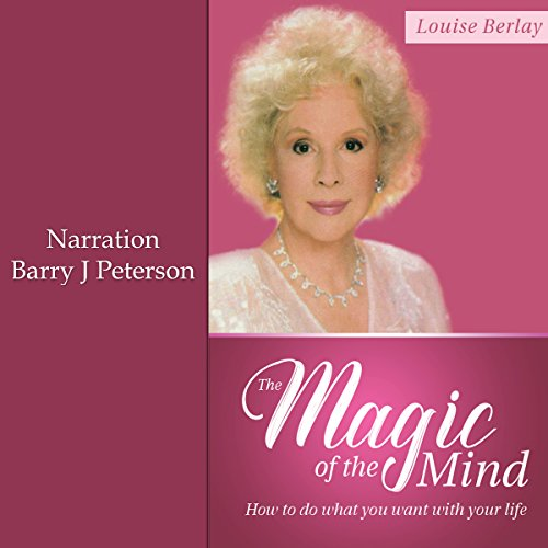 The Magic of the Mind audiobook cover art