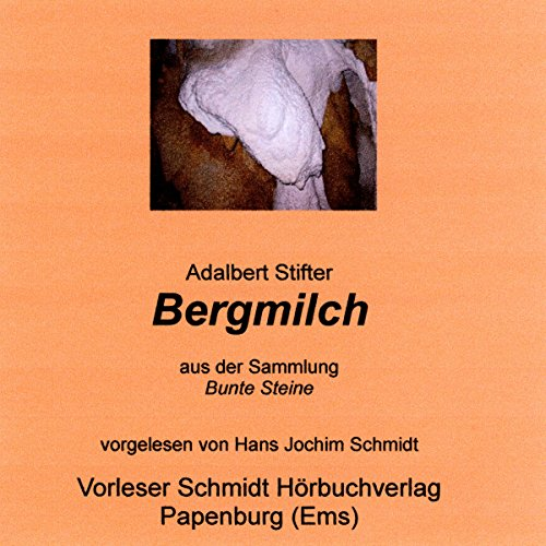 Bergmilch cover art