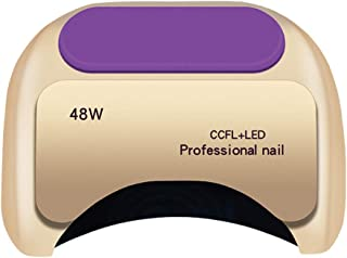 Multifunctional Nail Dryer Intelligent Sensor Hand Rest 2 In 1 Phototherapy Lamp UV LED Dual Light Source Sun Lamp 110/240...