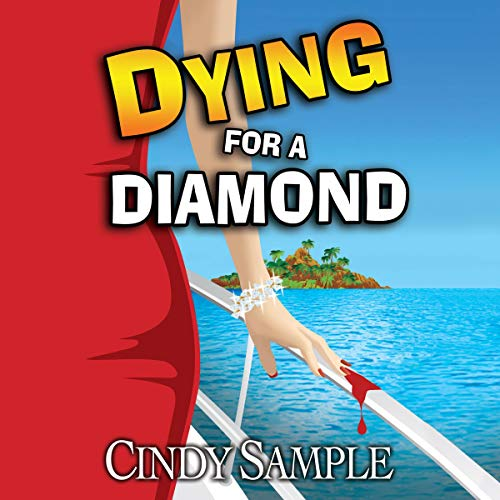Dying for a Diamond audiobook cover art
