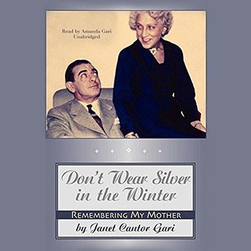 Don't Wear Silver in the Winter audiobook cover art