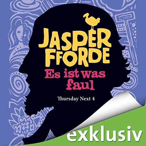 Es ist was faul audiobook cover art