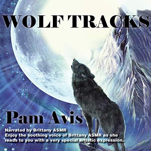 Wolf Tracks audiobook cover art