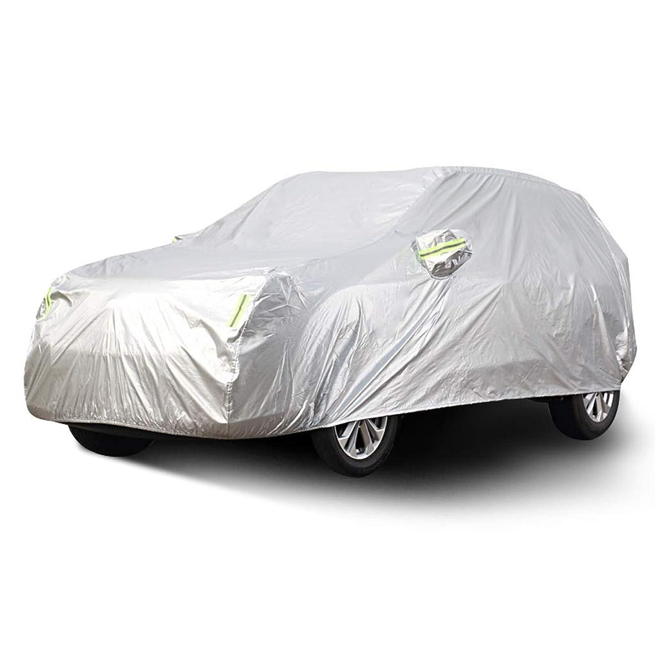 実際定数黒板アウディQ3アウディQ5特殊カーカバー - あらゆる天候に対応、耐久性 - ナノシルバー (Design : 2017, Edition : Audi q3)