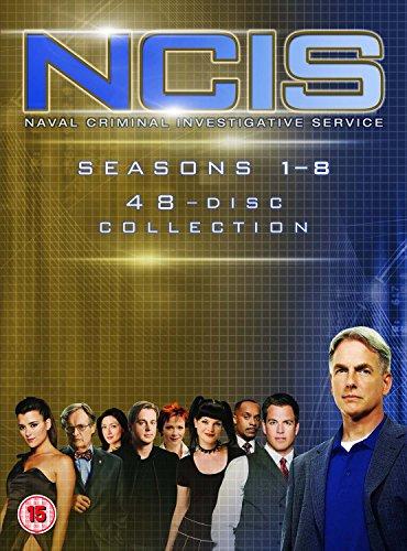 NCIS Seasons/Staffeln 1-8 [EU-Import]