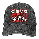 AureliaCHarpe Devo Cowboy Cap Adult Adjustable Hat for Outdoor Sport Baseball Caps Navy