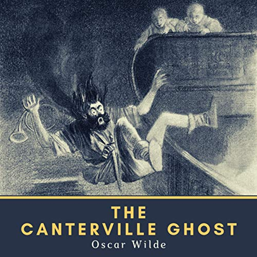 The Canterville Ghost copertina