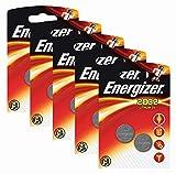 Energizer CR2032 Original Battery Lithium CR 2032 3 Volt 5x Pack of 2