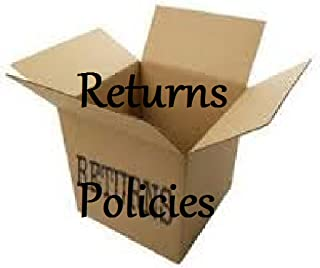 Return Policies