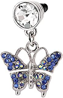 Best butterfly phone charm Reviews