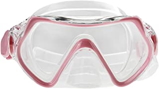 Greenery-GRE Kids Diving Mask for Girls Boys 3-8 Yrs an-ti Fog Tempered Glass Silicone No Leakage Scuba Diving Swimming Goggles,Waterproof Adjustment Snorkeling Masks Speedo Junior Recreation Mask
